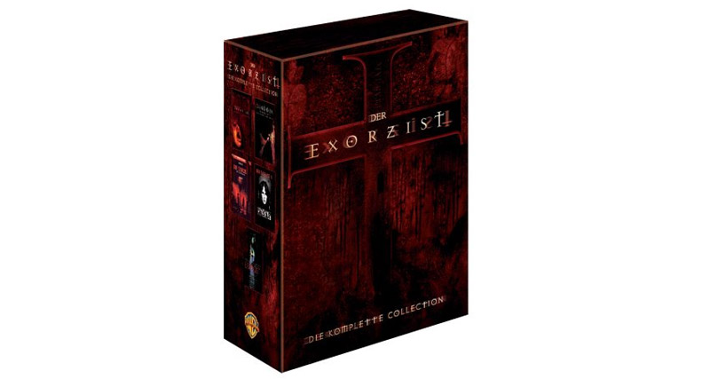 DVD-Box: DER EXORZIST Collection