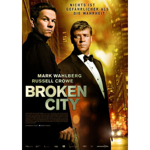 Plakat Broken City