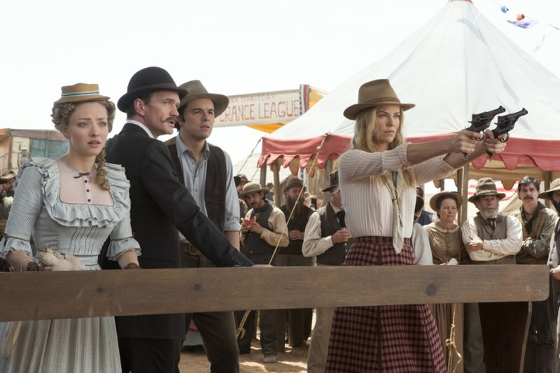 Filmkritik zu A MILLION WAYS TO DIE IN THE WEST (2014)